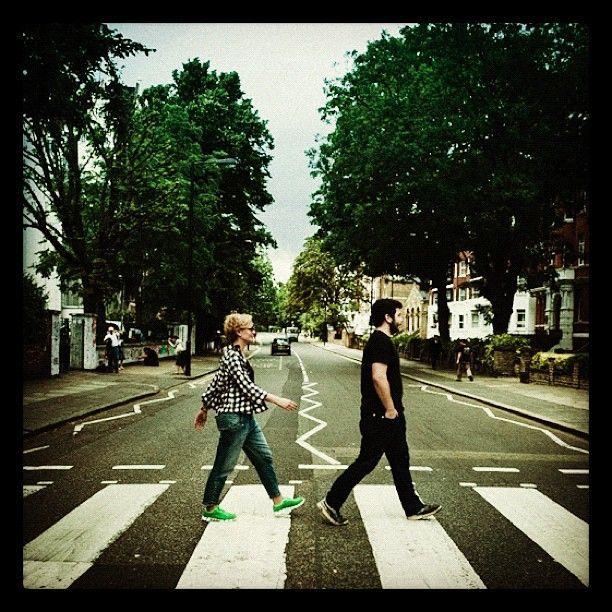 Abbey Road in London, Greater London