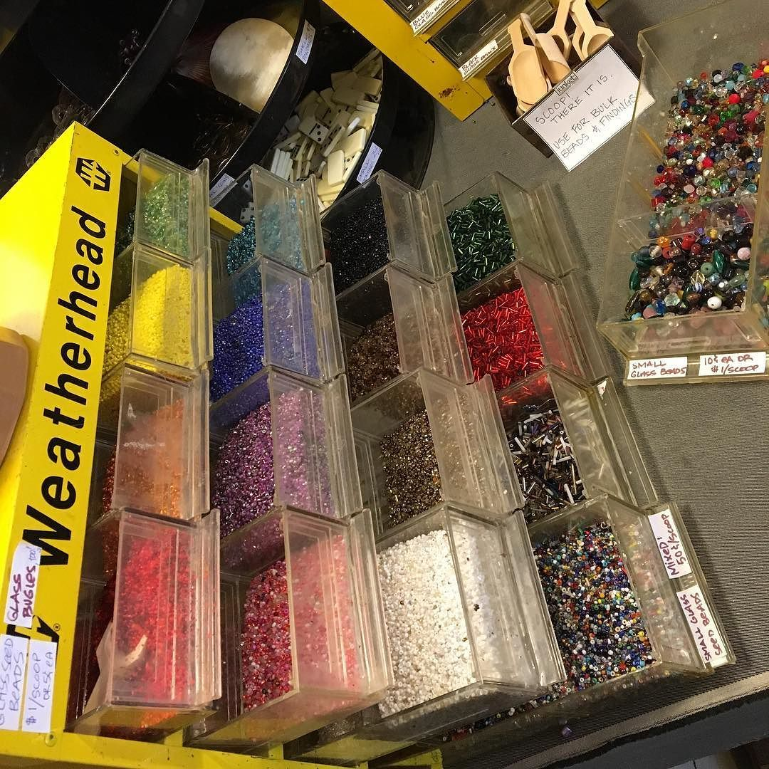 We didn't get around to dyeing anything for bunny day so we're sharing a different brand of colorful instead: glass seed beads collected and organized by color -- and with a big price drop to boot (as we get better at streamlining our collection processes we'll also be able to stabilize pricing to sell more quickly). Maintaining enough of a range of goods to have a predictable assortment is a tricky balance when there's no existing on demand supply chain to be tapped....we're excited to be…