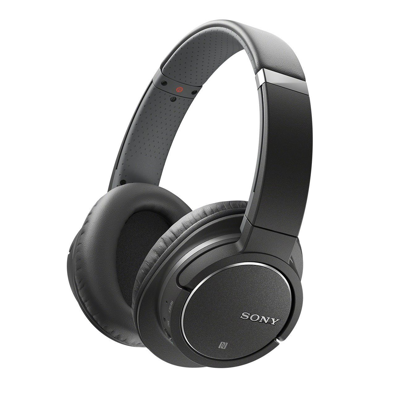 Sony MDR-ZX770BN Wireless and Noise Cancelling Headphones - Black ...