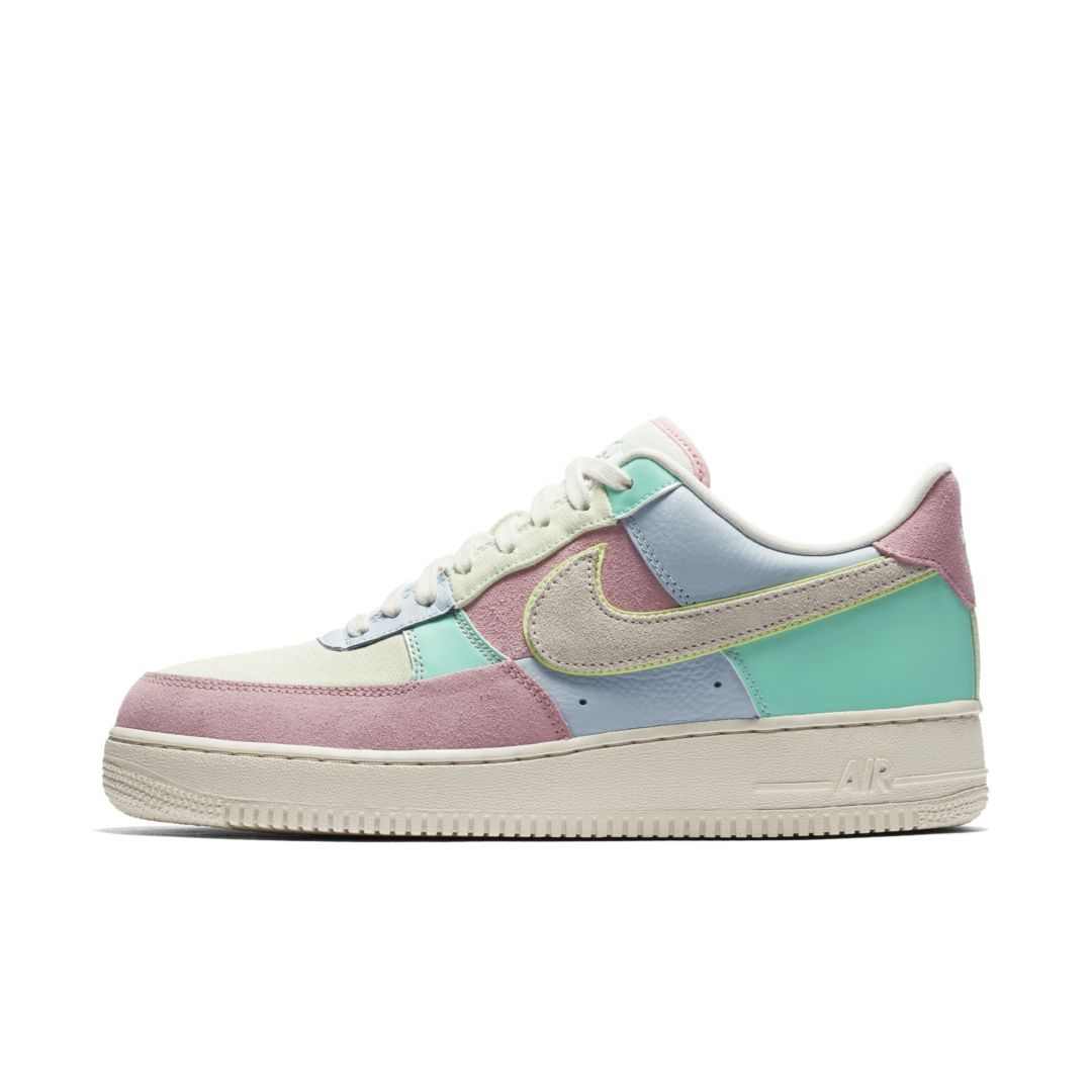 Nike Air Force 1 '07 Men's Shoe Size 15 (Ice Blue) | Nike