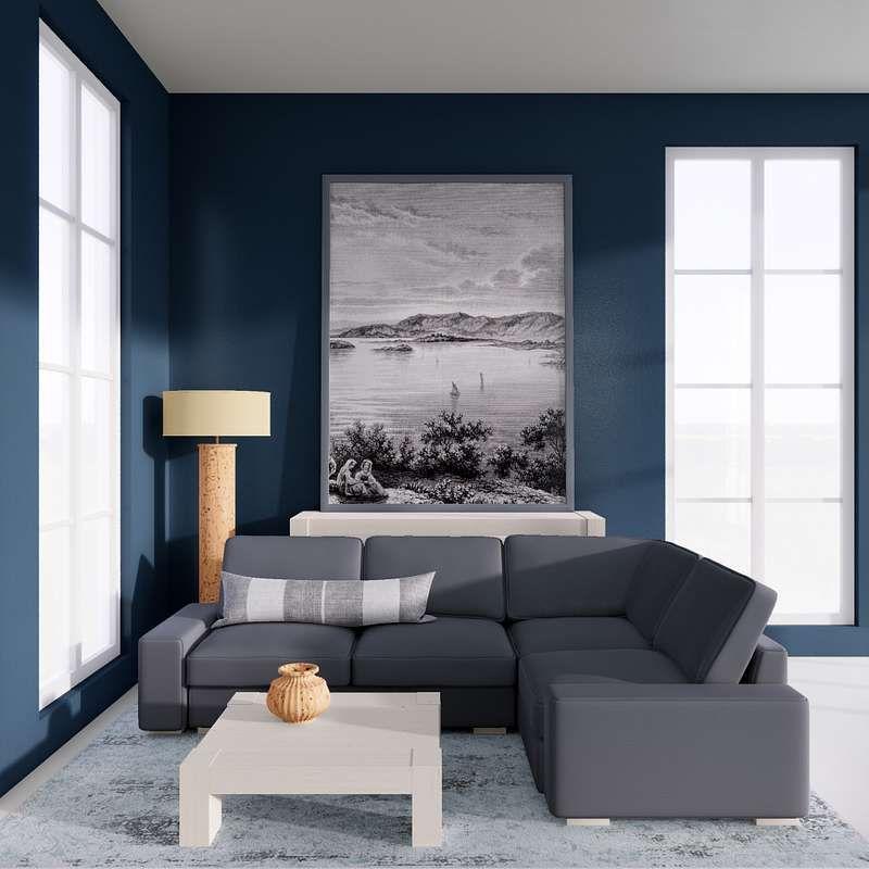 Redecor Nada Shafiyya Redecorating Rustic Blue Home