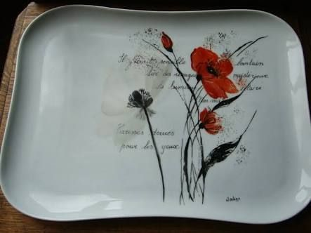 """Résultat de recherche d'images pour """"peinture porcelaine"""""""