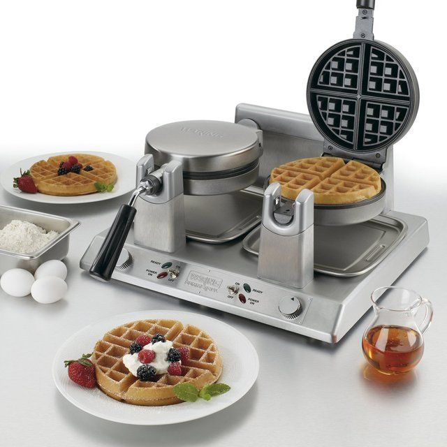 Commerical Belgian Waffle Maker by Waring $800  · Kim_Marsh + 2688