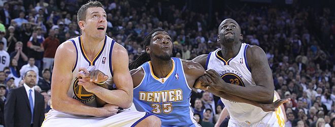 BLOG: Warriors Ready to Lock in with Denver