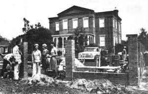 Blewett Lee Harrison Home, Columbus. Mississippi