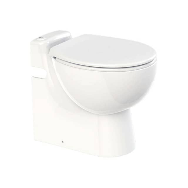 sfa sanibroy lomac gestolette 1010 keramik stand wc mit integrierter hebeanlage pumpe. Black Bedroom Furniture Sets. Home Design Ideas