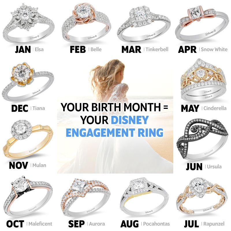 Disney Engagement Rings Heart Diamond Earrings Emerald Earrings Moon Earrings