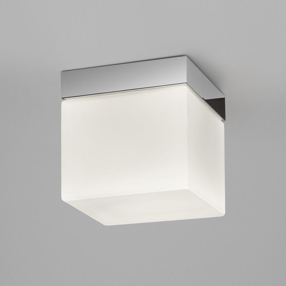 Astro Lights Sabina Square 175 Bathroom Ip44 Ceiling Light