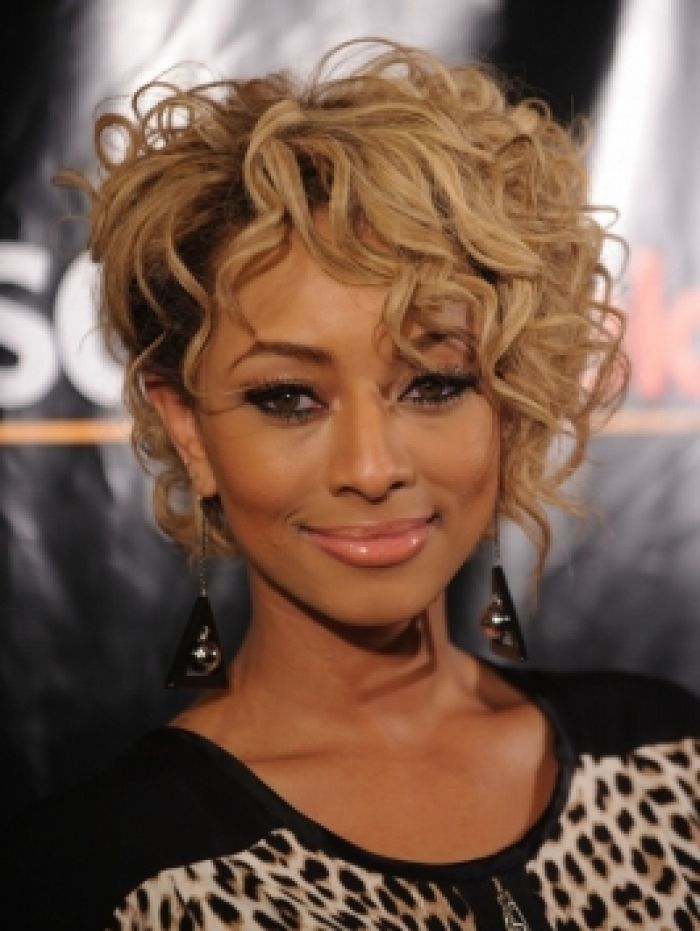 Keri Hilson. Srt hair styles. | hair ideas | Pinterest | Keri ...