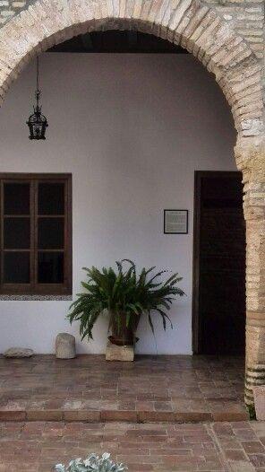 Patio principal de la Casa de los Infantes