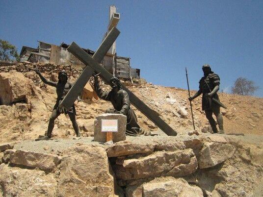 Estaciones Cruz del Milenio Coquimbo