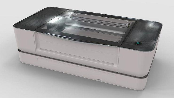 Pre-Order Pricey Glowforge 3D Laser Printer | Art Tools