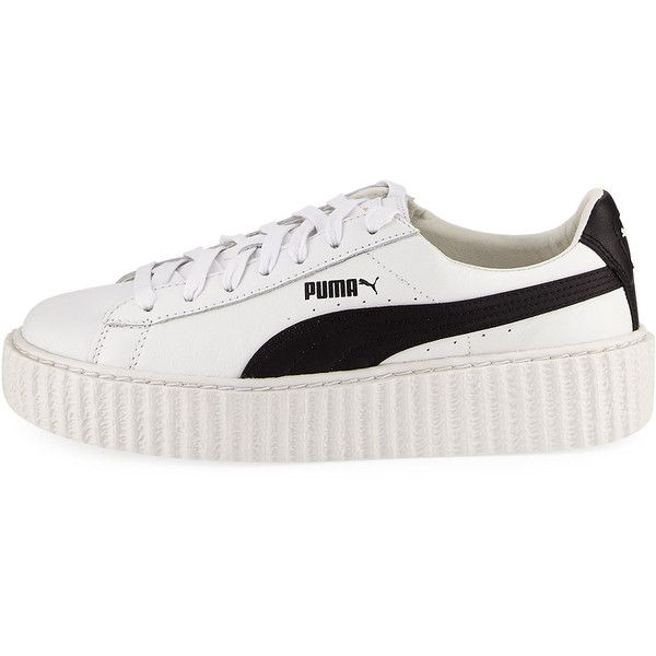 best loved b5787 cdb48 Fenty Puma By Rihanna Leather Creeper Sneaker ($150 ...
