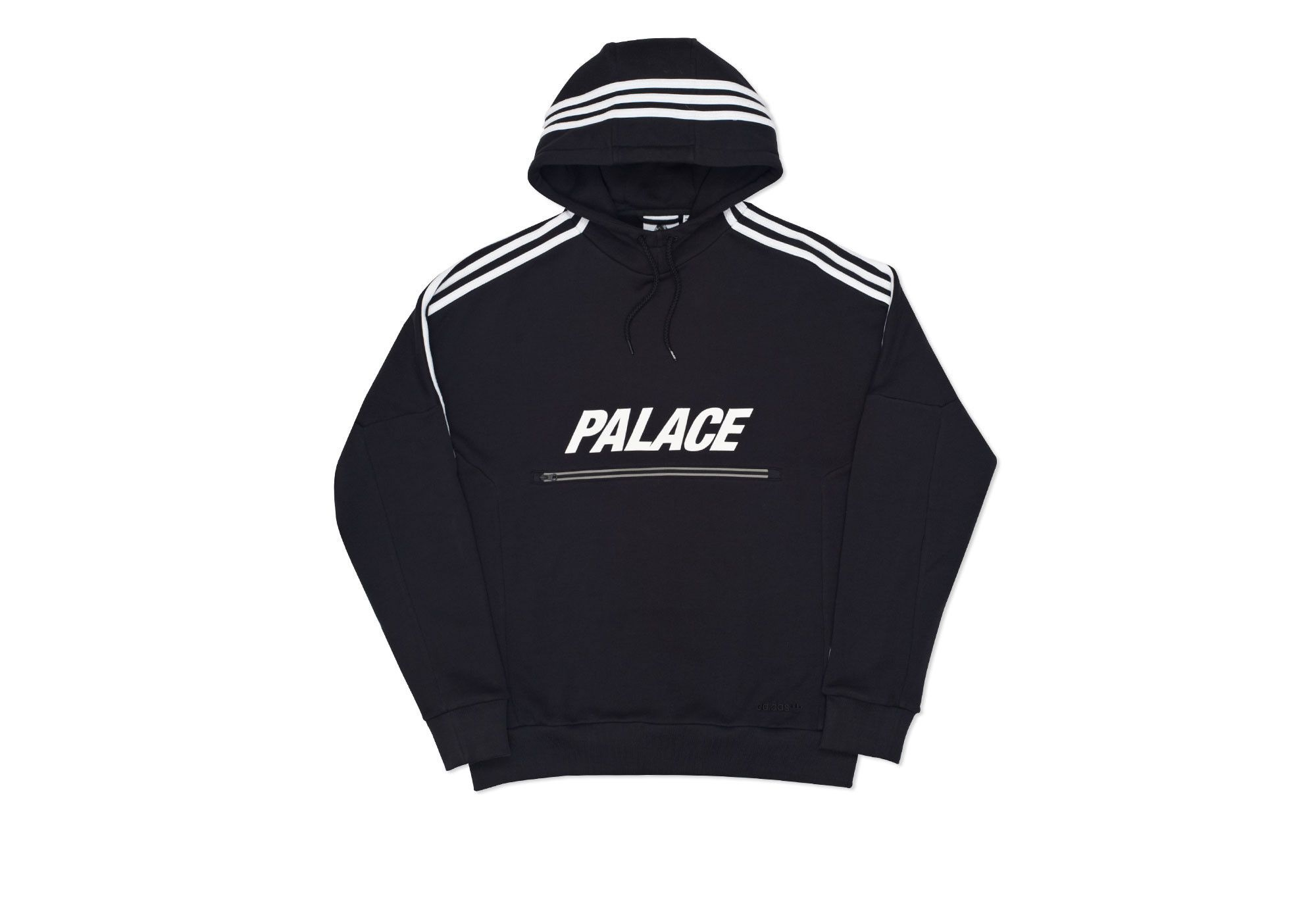 d05caf98 ADIDAS PALACE TRACK TOP BLACK / WHITE | Stuff We Wear | Adidas ...