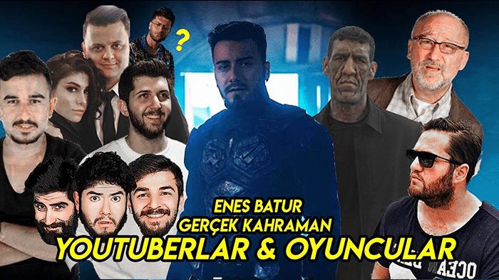 Enes Batur Gercek Kahraman Oyunculari Gercekler Film Yapimi Aksiyon Filmi