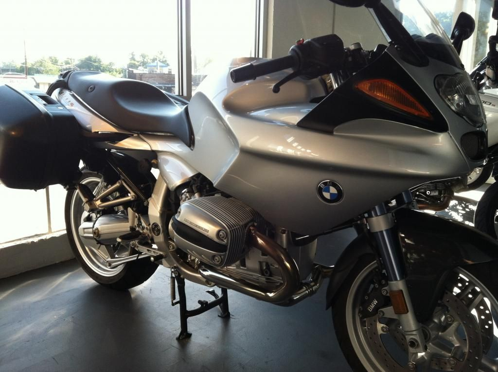 Bmw motorcycles asheville