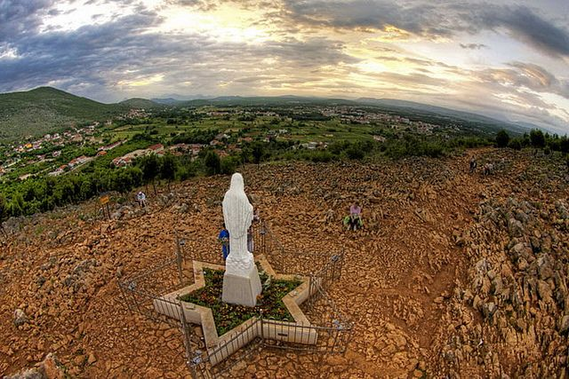 Image result for medjugorje