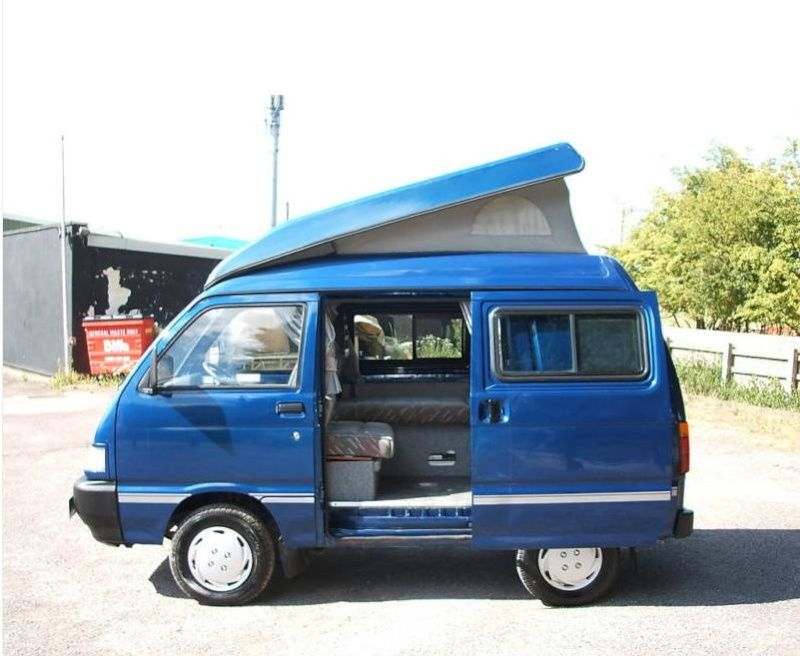 Micro Mini Campers Romahome Camper Bedford Bambi Van