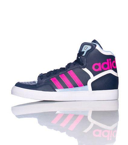 huge discount c193d d27db Adidas Originals Extaball turquesa adidas Originals Extaball Mujer  Zapatillas de deporte Negro Halo Rosa hielo púrpura ...