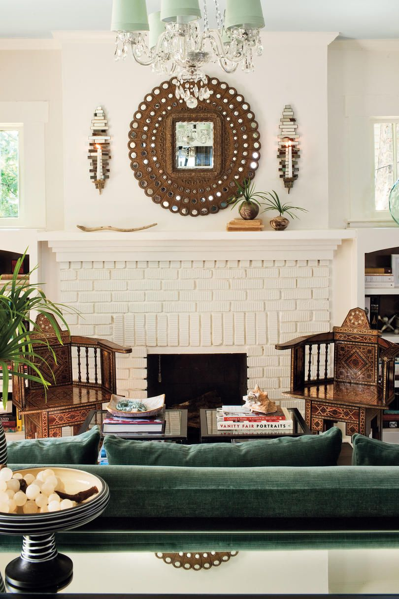 Room Dress Your Mantel for Winter