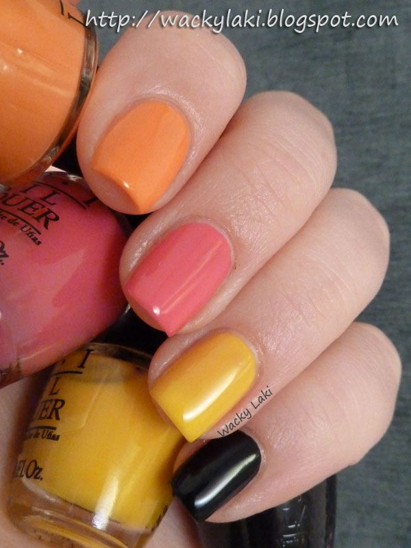 OPI So So Skullicious Mini Set with Decals | Nails ...