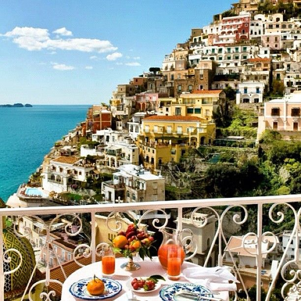 #Italy #Positano