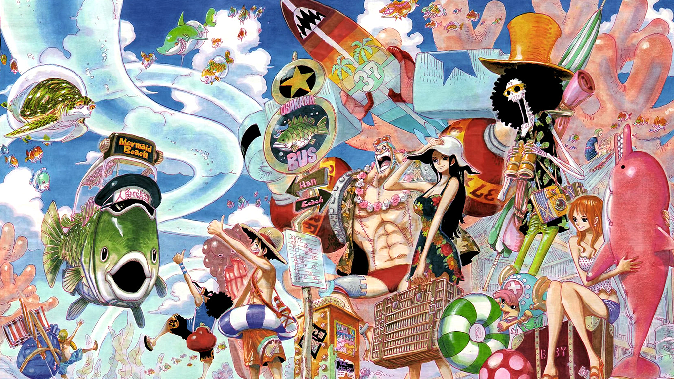 One Piece Wallpaper Anime Wallpaper HD Pinterest