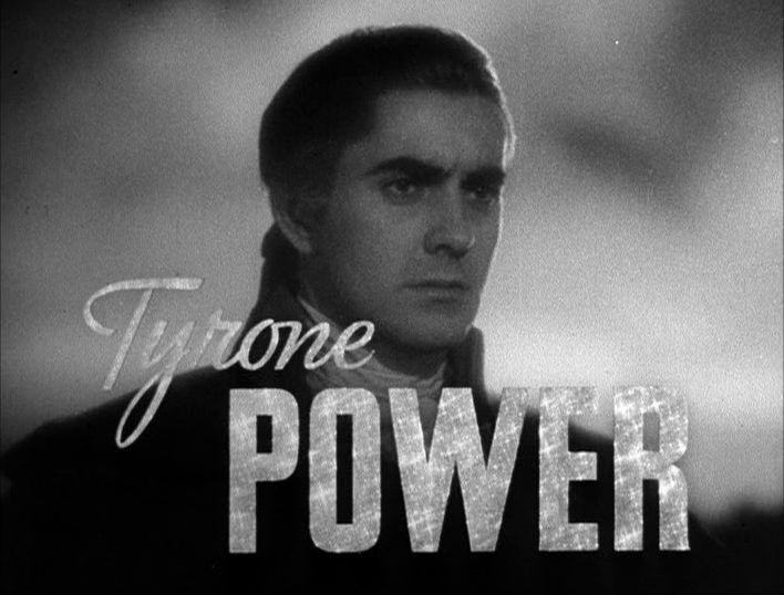 Tyrone Power in Marie Antoinette trailer - Tyrone Edmund Power (d. 5 Mayıs 1914, Cincinnati, Ohio, ABD - ö. 15 Kasım 1958, Madrid, İspanya), 1930'lardan 1950'lere kadar rol aldığı onlarca filmle tanınan ABD'li sinema ve tiyatro oyuncusu.  Adını aldığı büyük dedesi İrlandalı Tyrone (1795-1841) ünlü bir komedi oyuncusuydu. Büyük amcası Maurice (ö. 1849) Shakespeare oyunlarındaki rolleriyle tanınmıştır. Gene tiyatro oyuncusu olan babası Frederick Tyrone da (1869-1931)