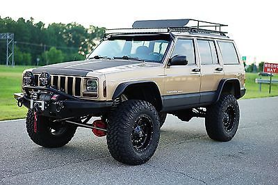 Ebay Jeep Cherokee Fully Built And Serviced Fully Built Cherokee Sport Restored Lifted Stage Classiccars Cars Usdeals Rssda Jeep Cherokee Lifted Jeep Cherokee Jeep Cherokee Xj