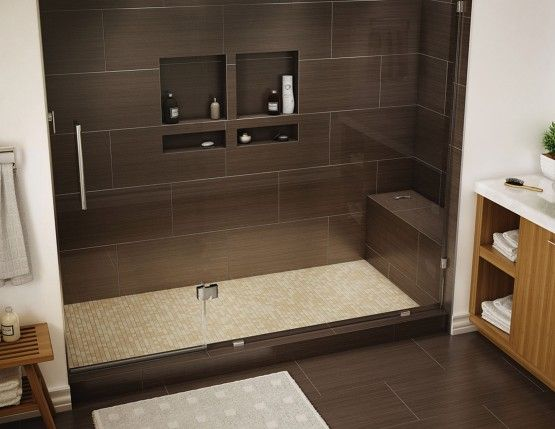 Redi Niche Quadruple Shower Recess 32 X 20 4 Dual 6 H