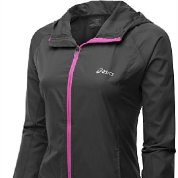 Dureza preferible tarifa  Women's Asics Packable Jacket Size S: black&pink | Packable jacket, Asics  women, Windbreaker jacket