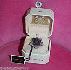 NEW Juicy Couture Purple Mod Flower fashion ring in Pink bow princess box WC-8 - Couture, Fashion, Flower, Juicy, Pink, Princess, Purple, Ring - http://designerjewelrygalleria.com/juicy-couture/juicy-couture-rings/new-juicy-couture-purple-mod-flower-fashion-ring-in-pink-bow-princess-box-wc-8/