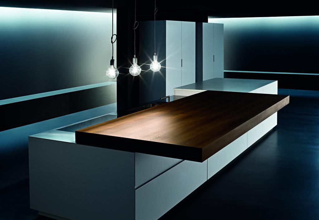 VERVE Kitchen with Sliding Top / Minimal USA