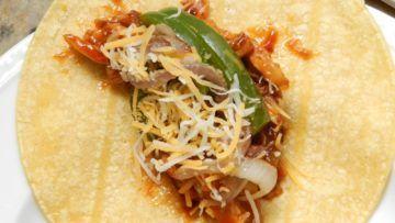 Barbecue Chicken Tacos DSCN4160