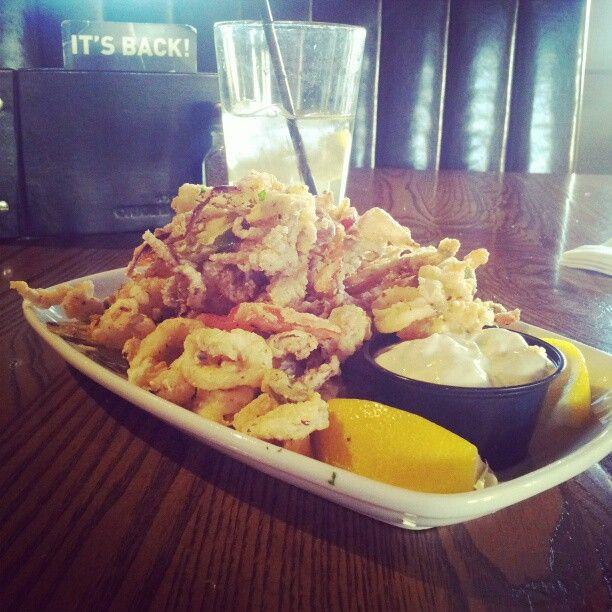 Photo by katiestrong82 - Mmmm calamari #ojsmenu #yummy