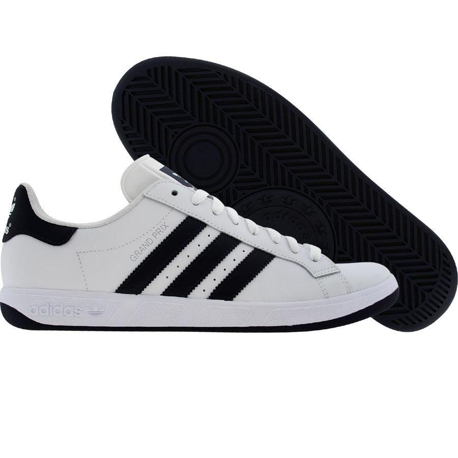 adidas grand prix white navy
