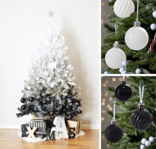 24pcs Shatterproof Christmas Tree Ball Ornaments Decorations Pastel