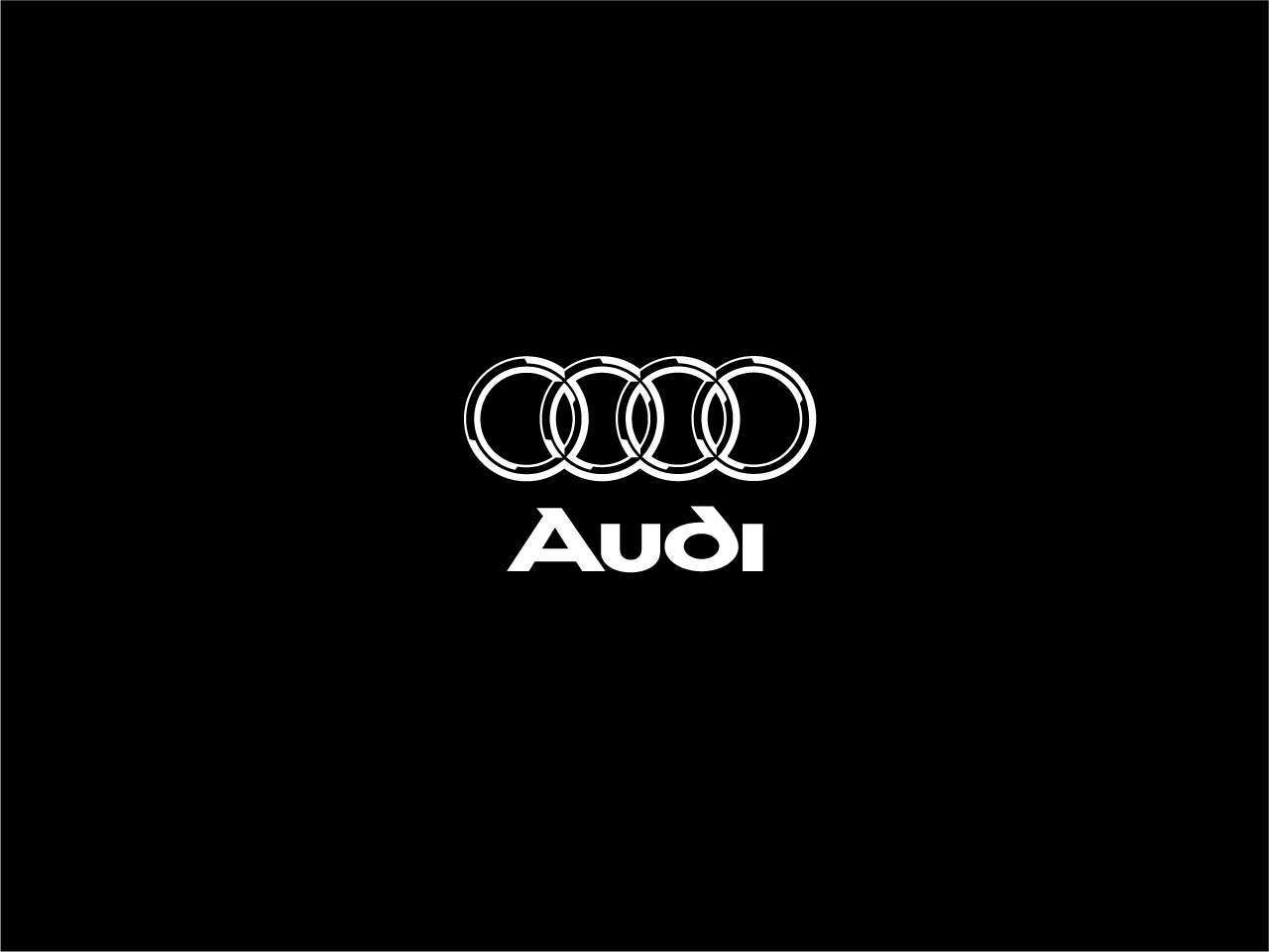 Audi Logo Black Wallpaper Amazing Wallpaper Hd Library