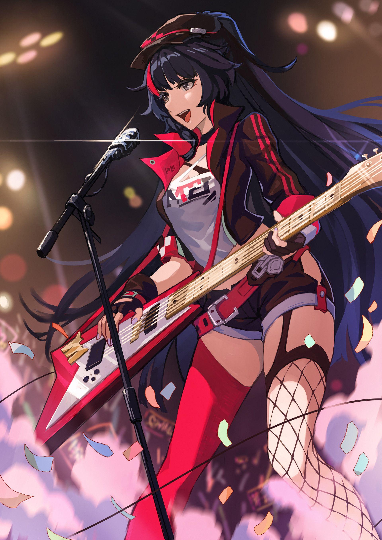 Rock Girl Mei, Kai 1UP