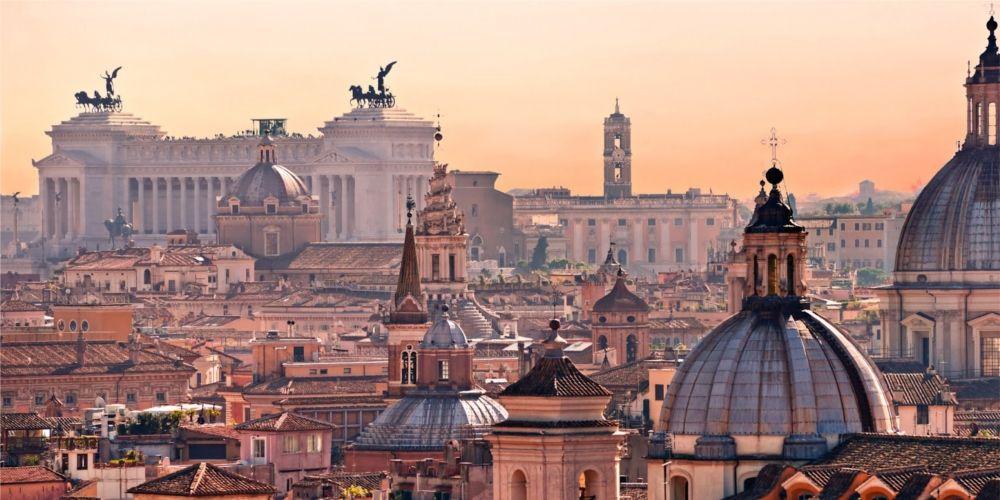 Cupolas, Rome