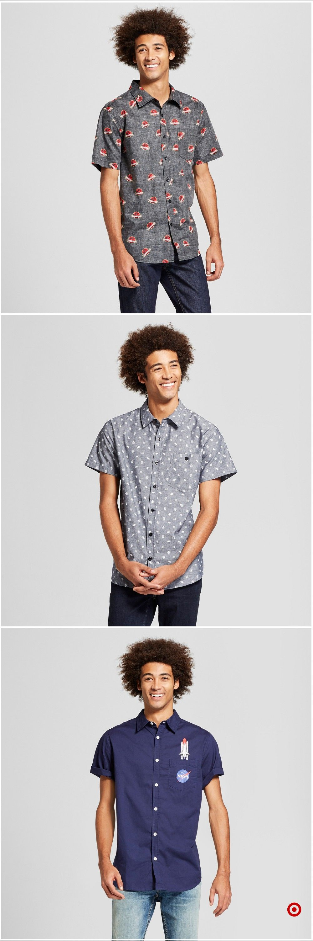 2f9c2c9ea2 Shop Target for button down shirts you will love at great low prices. Free  shipping on orders of $35+ or free same-day pick-up in store.