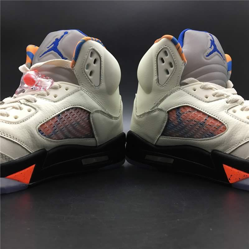 750d1bfd2f3cd1 Air Jordan 5 Retro  International Flight  136027-148 Blue 5 Jordans ...