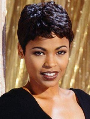 302 Short Hairstyles Short Haircuts The Ultimate Guide For Black Women1966 Magazine Nia Long Short Hair Short Hair Styles Hair Styles