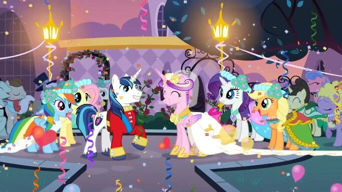 My Little Pony Songs Characters Princess