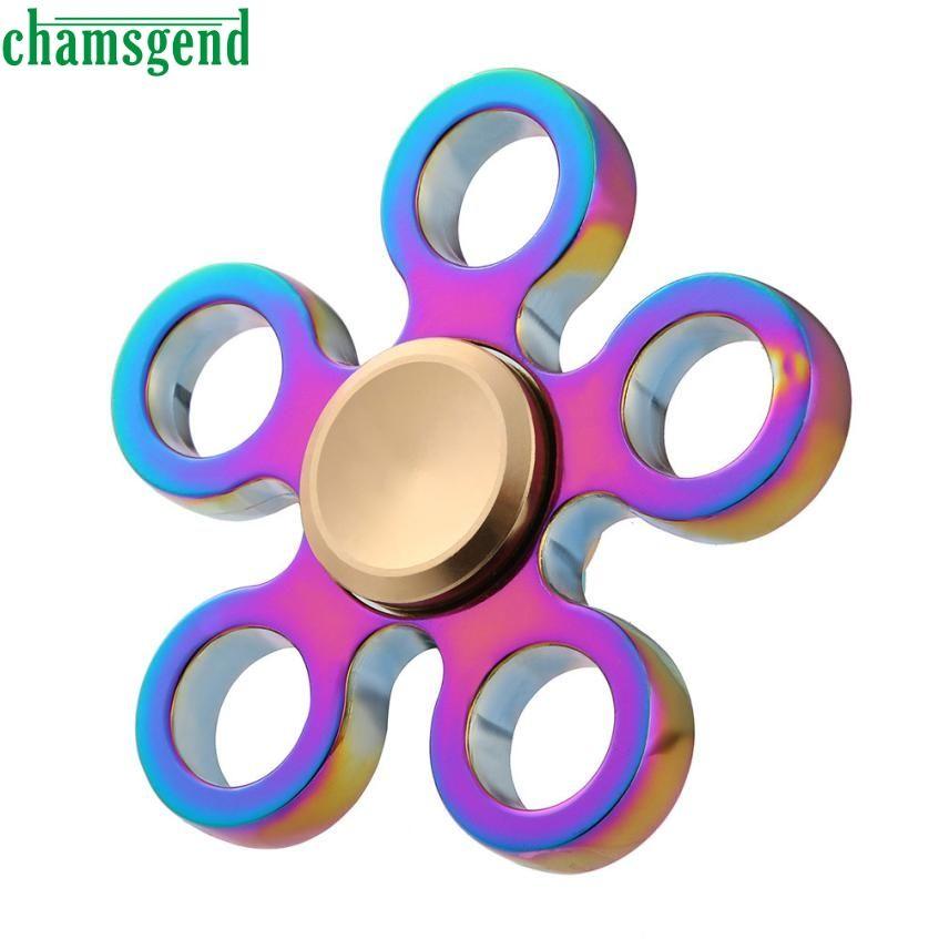Tri-Spinner Hand Spinner Finger Fidget Gyro Kids//Adult Focus EDC DeskToy Gifts