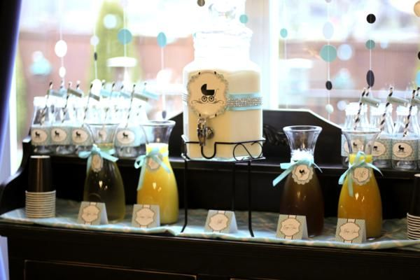 Breakfast With At Tiffanys Baby Shower Decorations Planning Ideas