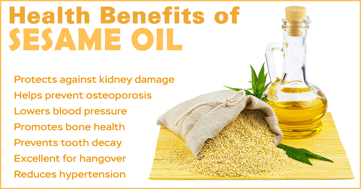 Amazing Benefits of Sesame Seeds for Health, Hair & Skin