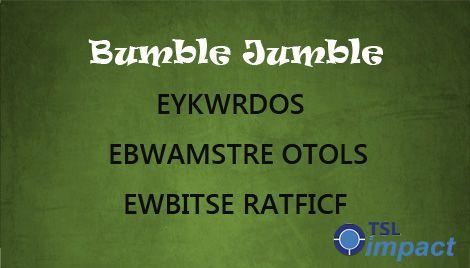 A #digitalmarketing word game for fun.