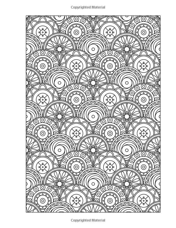 Adult Colouring Books An Art Therapy Anti Stress Book For Adults Amazon