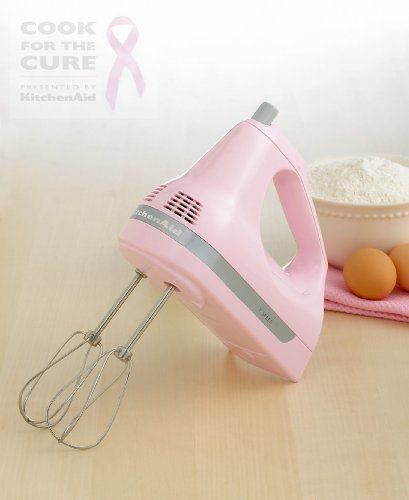 cook for the cure events (and a kitchenaid mixer giveaway | hand